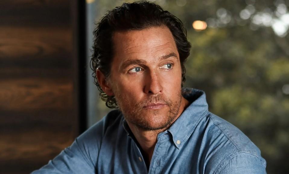 Matthew McConaughey [Source: Vanity Fair]