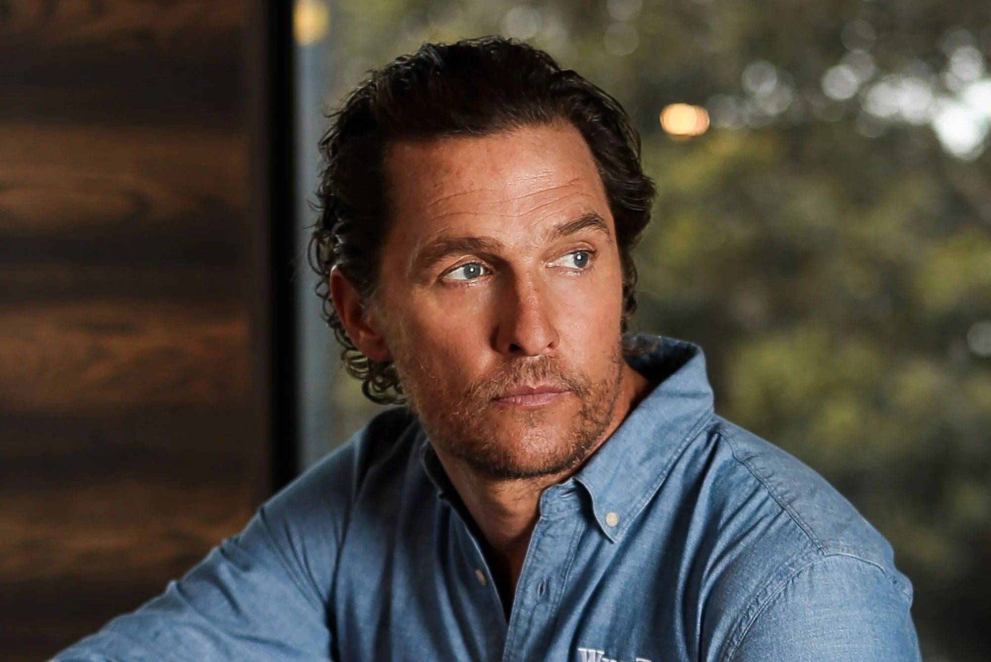 Matthew McConaughey [Source: Vanity Fair]