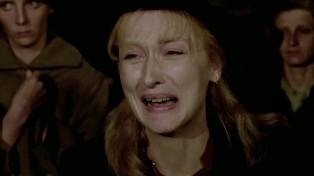 Meryl Streep - Sophie's Choice