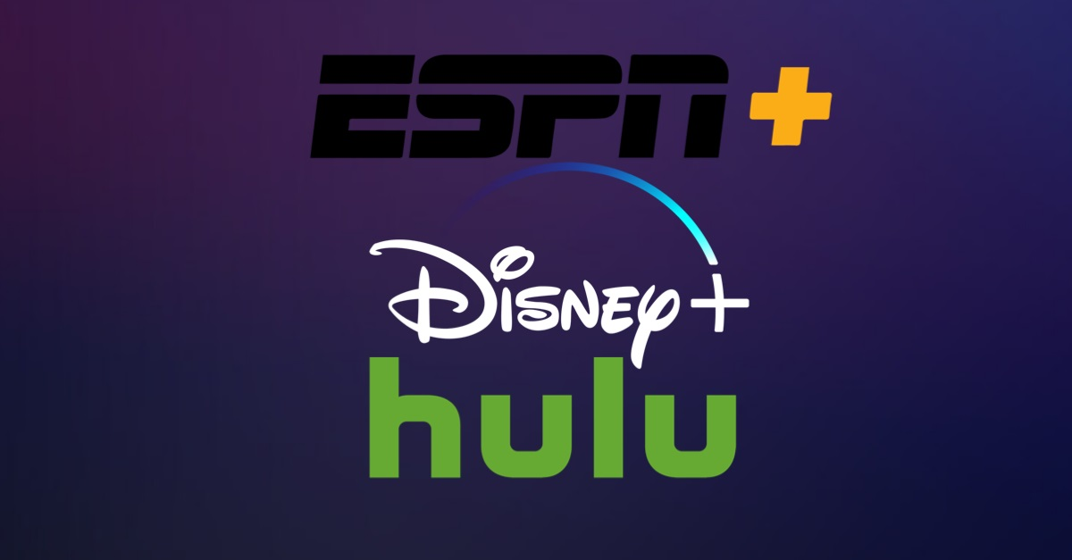 Disney Hulu ESPN [Source: Whats on Disney Plus]
