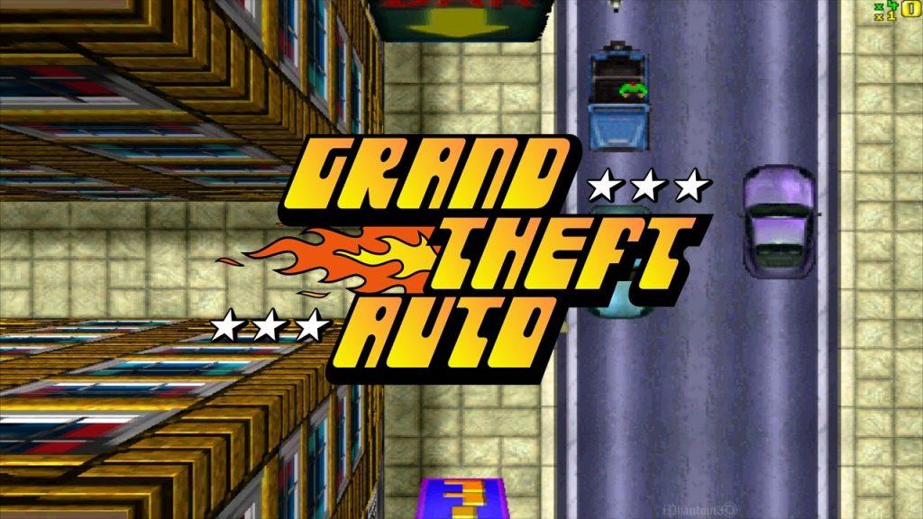 Grand Theft Auto  - Rockstar Games