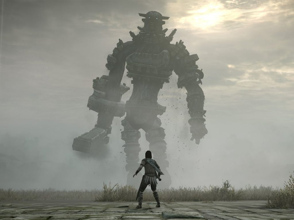 Shadow of the Colossus - Sony Computer Entertainment