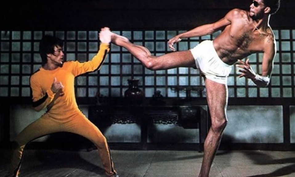 Bruce Lee & Kareem Abdul-Jabbar - Game of Death