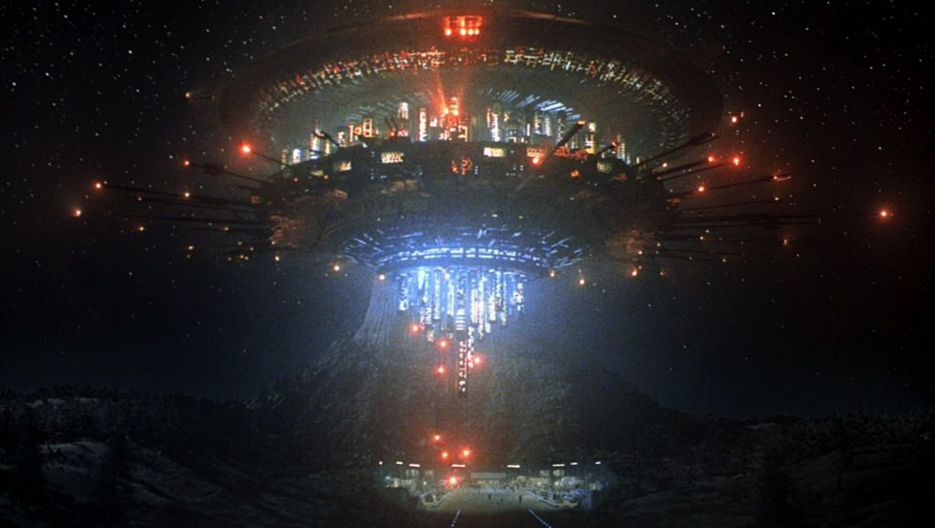 Close Encounters is a classic sci-fi film  [Source: mxdwn Movies]
