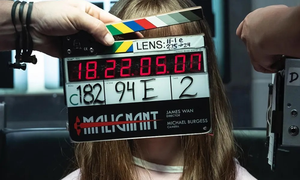 James Wan's new horror project Malignant [Source: Bloody Disgusting]