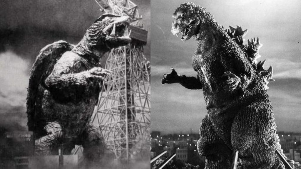 Gamera V Godzilla
