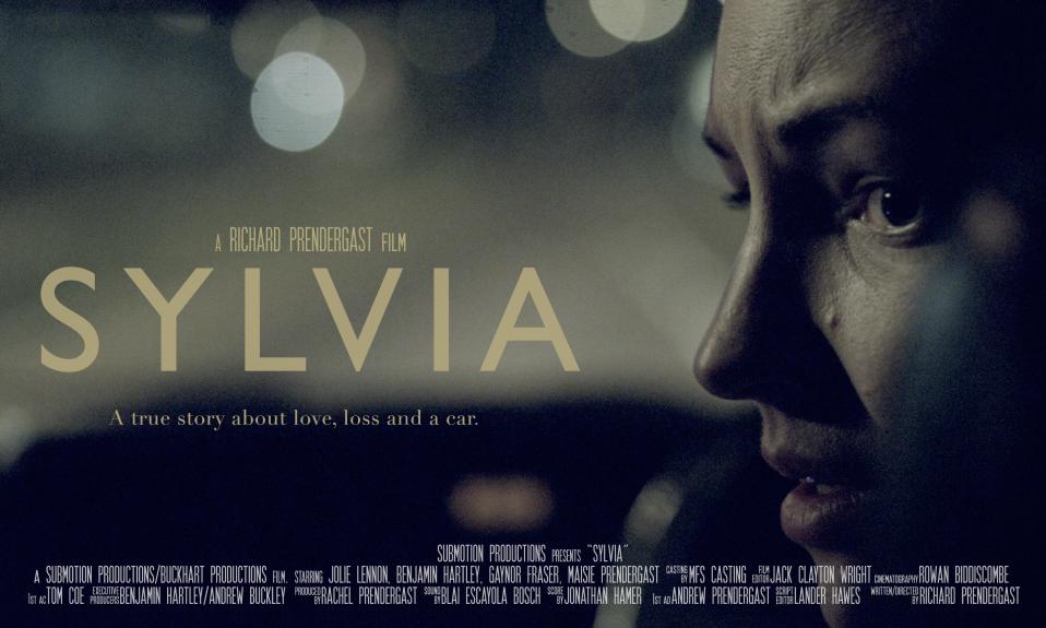Sylvia Film Poster