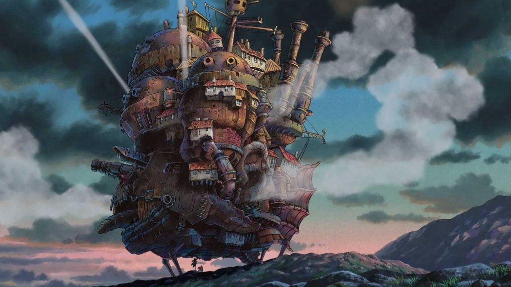 Howcastle - Studio Ghibli