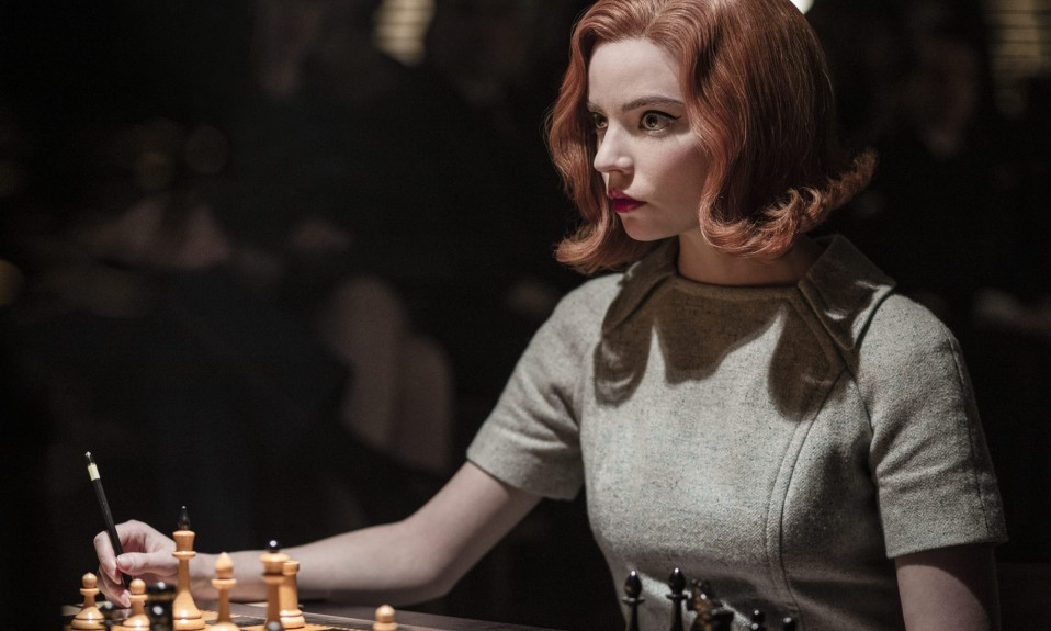 The Queen's Gambit - Anya Taylor-Joy