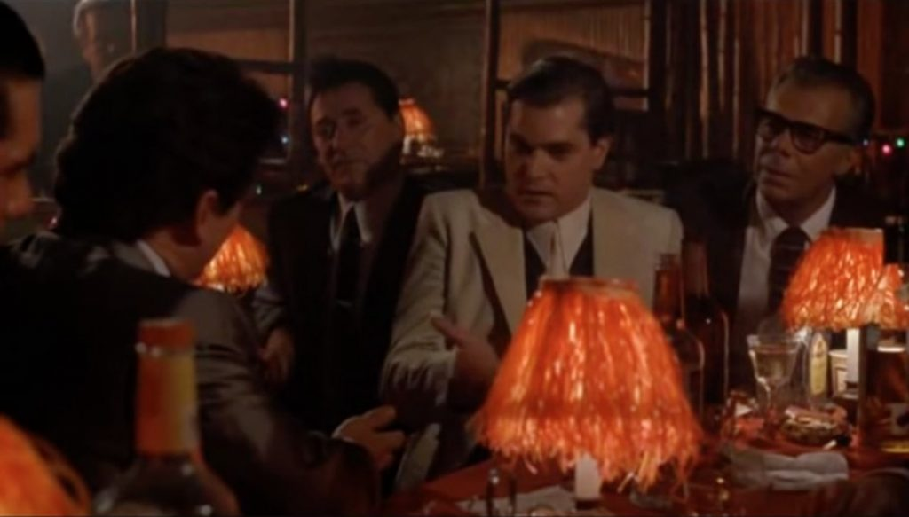 """I'm funny how, I mean funny like I'm a clown, I amuse you? I make you laugh"" Goodfellas"