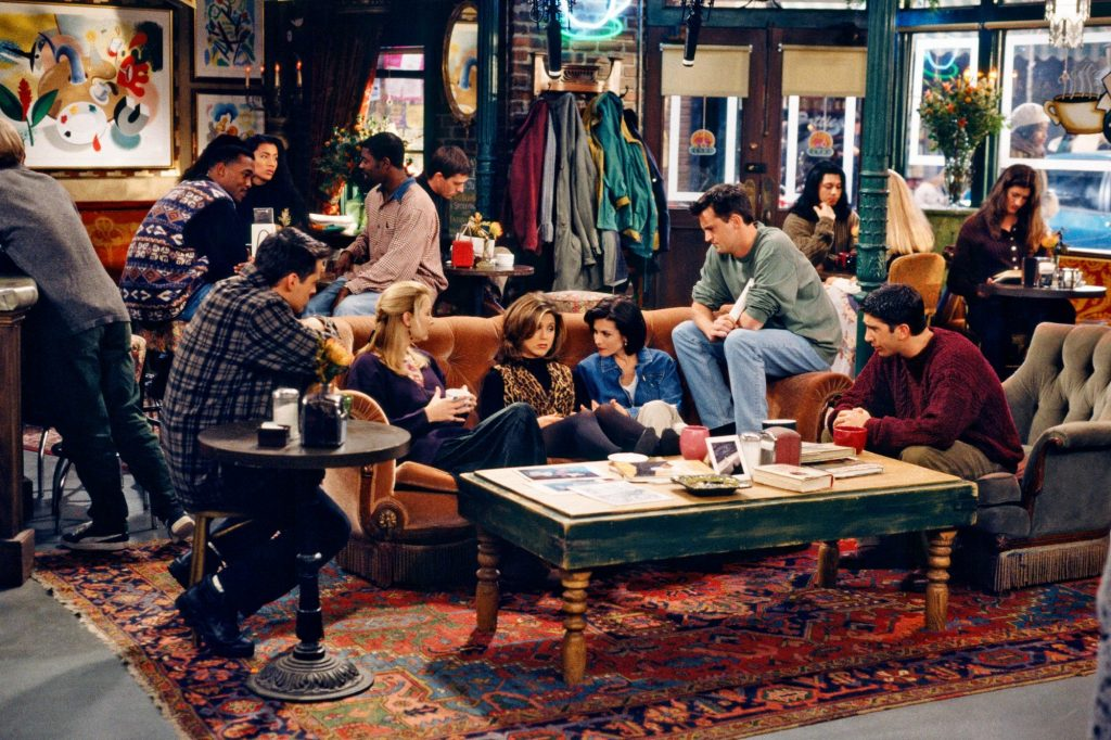 Friends - Central Perk