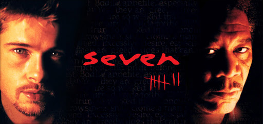 Seven - Morgan Freeman & Bradd Pitt