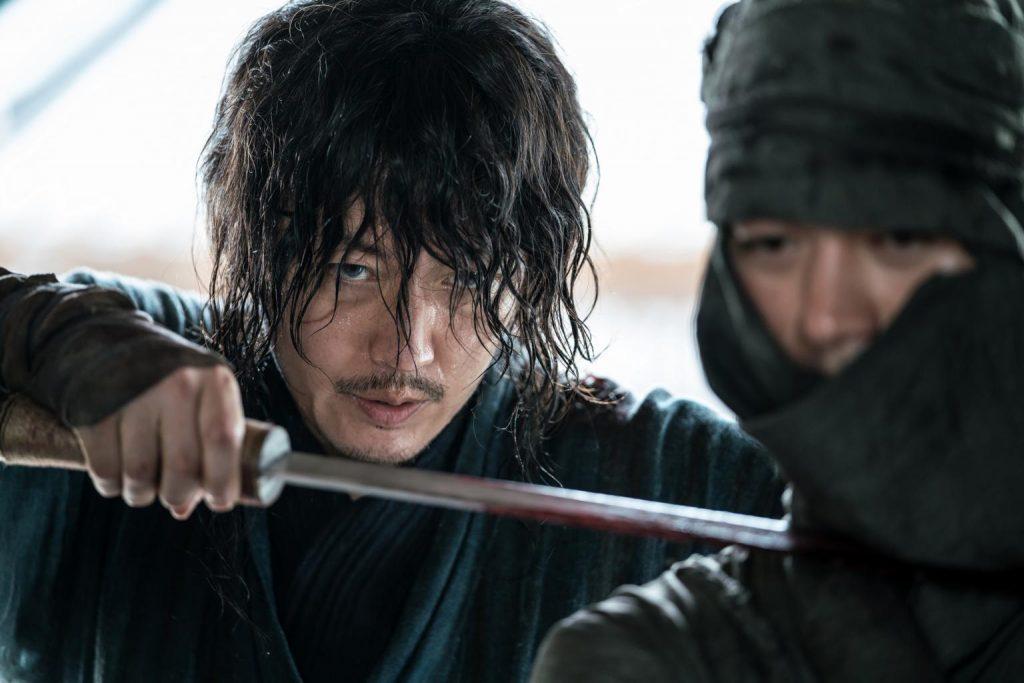 South Korean film The Swordsman [Source: The Straits Times]