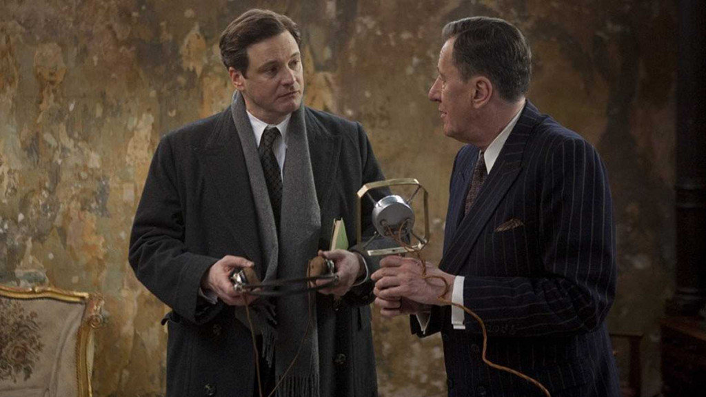 2011s best picture winner The King's Speech [Source: Guideposts]