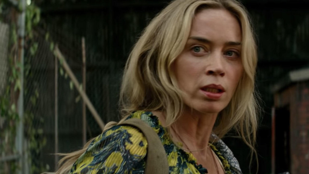 Emily Blunt as Evelyn Abbott in A Quiet Place Part II