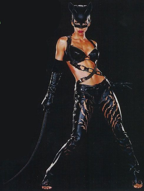 Halle Berry's Catwoman