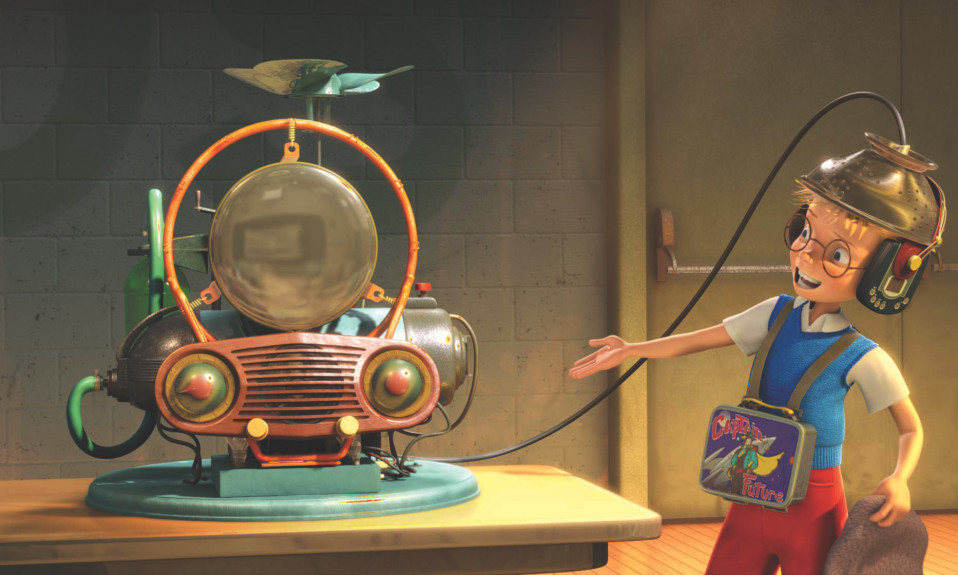 Meet the Robinsons showcases the inventive side of Disney //Credit: Disney
