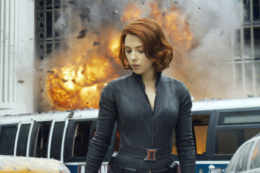 Black Widow The Avengers