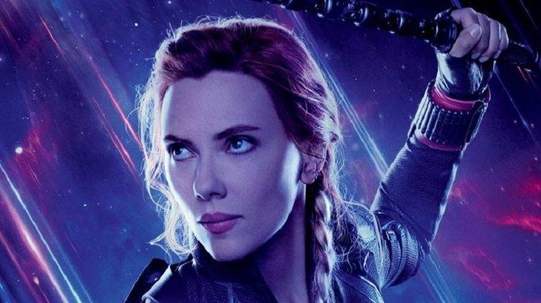 Black Widow - Avengers: Endgame