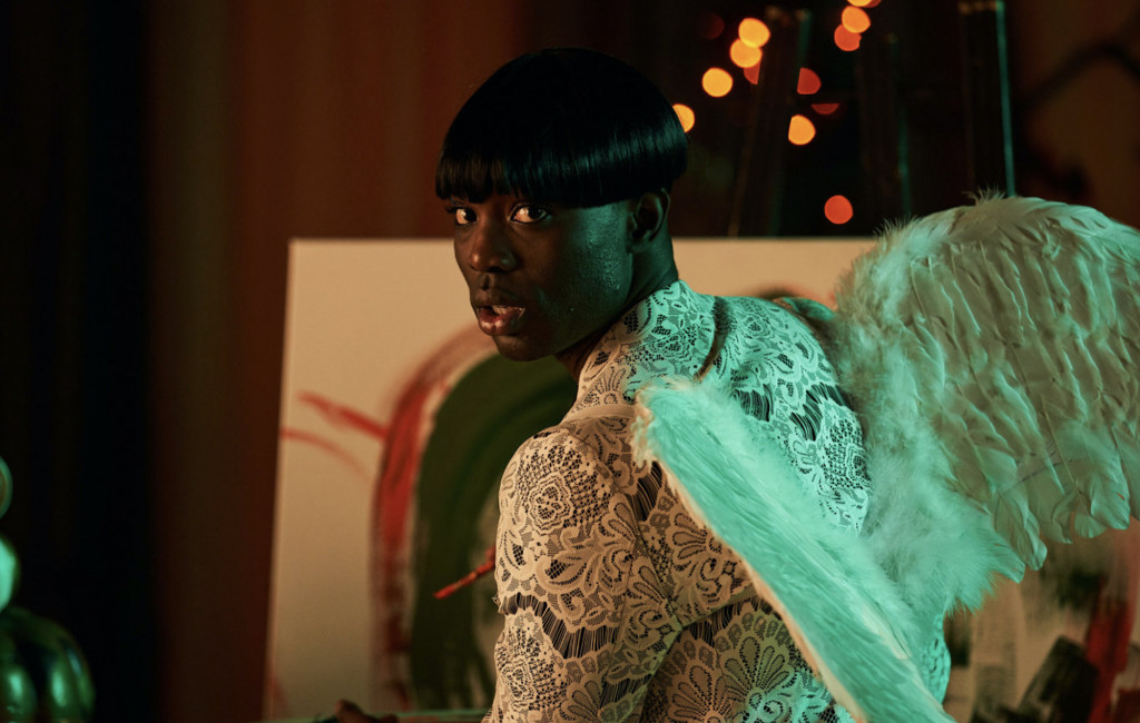 Paapa Essiedu as Kwame in 'I May Destroy You'