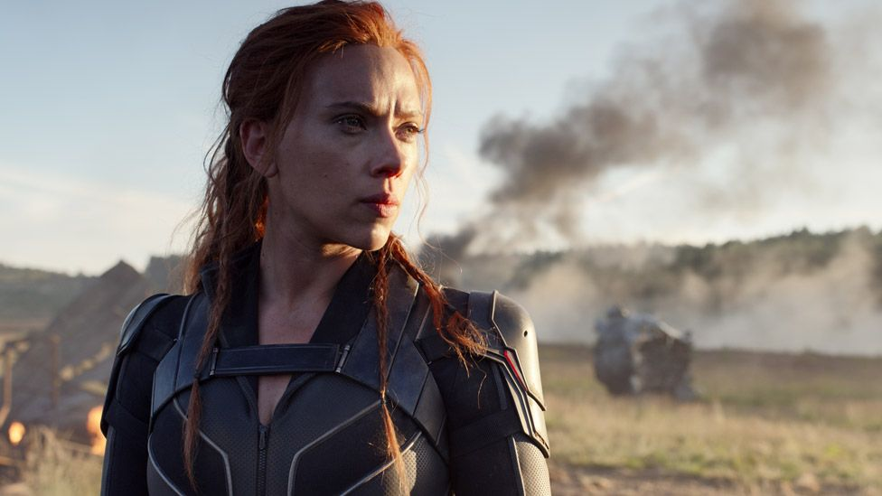Black Widow is Marvel's biggest box office performer so far this year [Source: BBC]