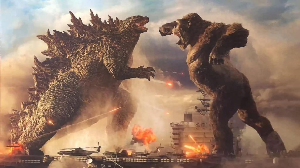 Godzilla vs Kong marked a box office bump for the MonsterVerse [Source: IMDb]